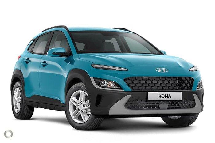 2020 Hyundai Kona OS.V4 MY21 Dive in Jeju