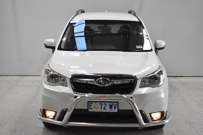 2015 Subaru Forester 2.5i-L S4 MY15 Four Wheel Drive Crystal White