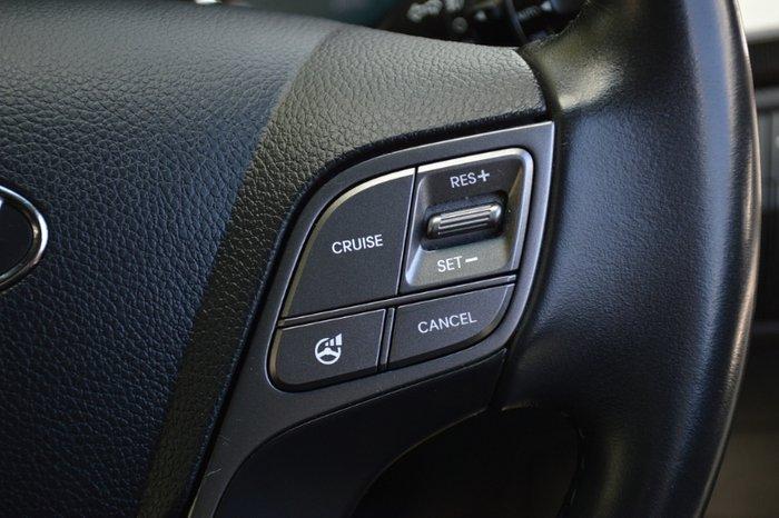 2014 Hyundai Santa Fe Highlander DM2 MY15 4X4 On Demand SILVER