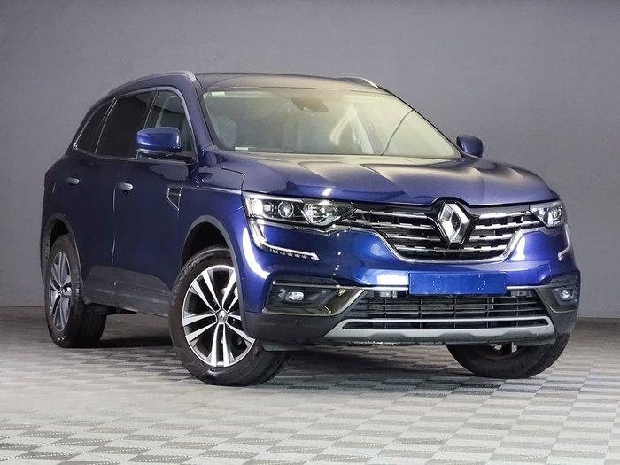 2019 Renault Koleos Zen HZG Blue
