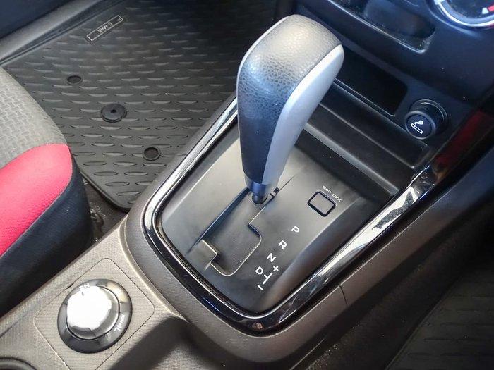 2014 Isuzu D-MAX LS-U MY14 4X4 Dual Range Black