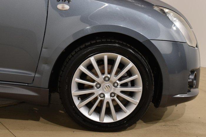 2007 Suzuki Swift Sport RS416 Azure Grey