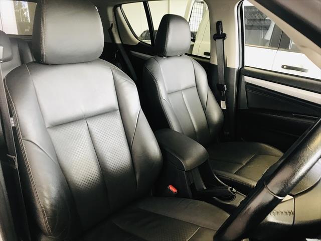 2016 ISUZU MU-X LS-T MY15.5 LS-T Wagon 7st 5dr Rev-Tronic 5sp 4x4 3.0DT Silver