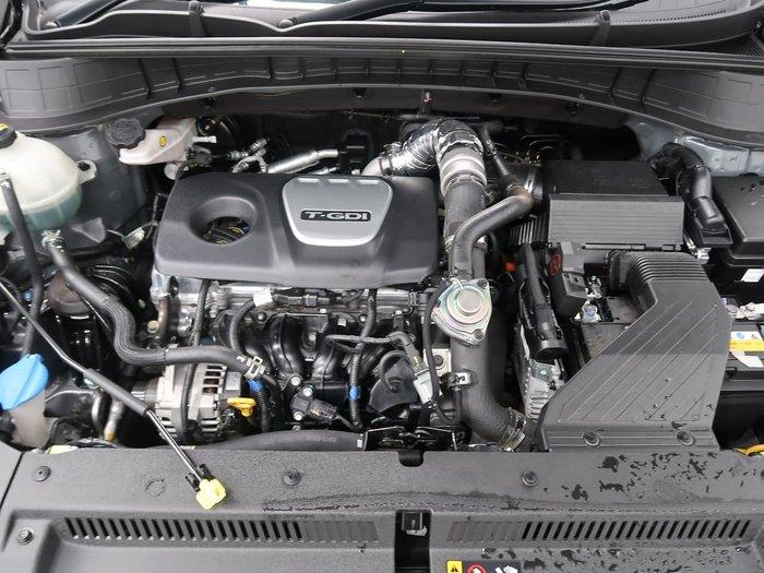 2015 Hyundai Tucson Highlander TLe 4X4 On Demand Grey