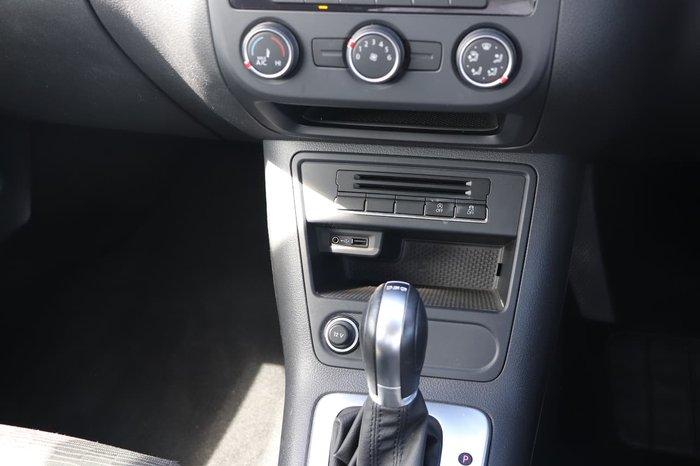 2015 Volkswagen Tiguan 118TSI 5N MY16 Black