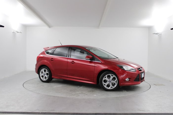 2014 Ford Focus Sport LW MKII Red