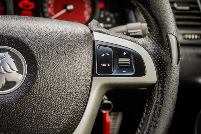 2008 Holden Ute SS V VE Red