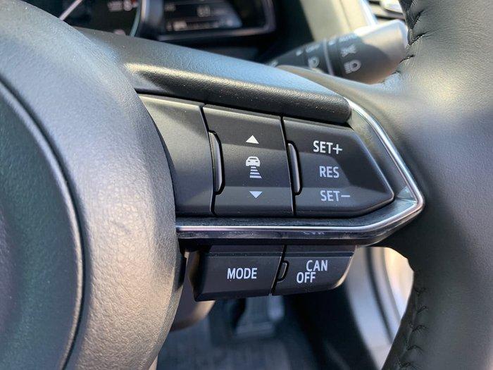 2018 Mazda 3 SP25 Astina BN Series Silver