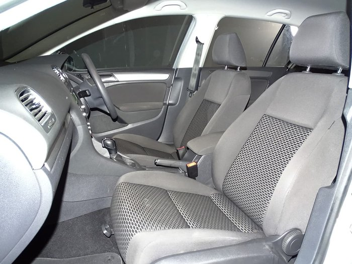 2012 Volkswagen Golf 77TSI VI MY13 Silver