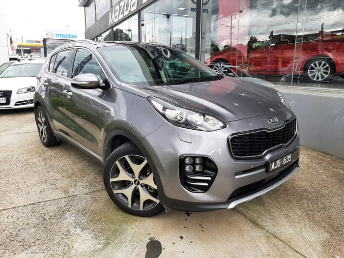 2016 Kia Sportage Platinum QL MY16 4X4 On Demand Silver