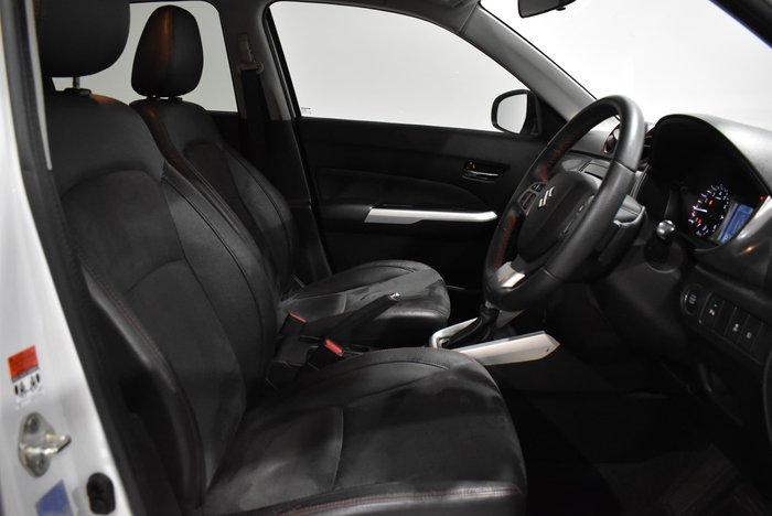 2017 Suzuki Vitara S Turbo LY Cool White