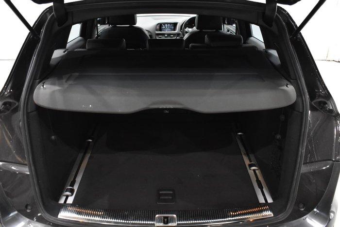2014 Audi SQ5 TDI 8R MY14 Four Wheel Drive Grey