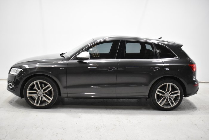 2014 Audi SQ5 TDI 8R MY14 Four Wheel Drive Grey