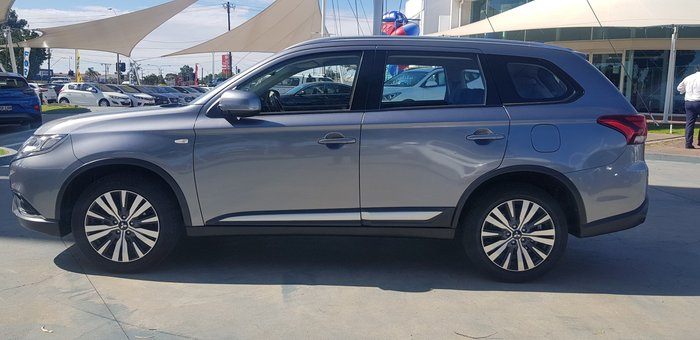 2018 Mitsubishi Outlander ES ZL MY19 4X4 On Demand Titanium