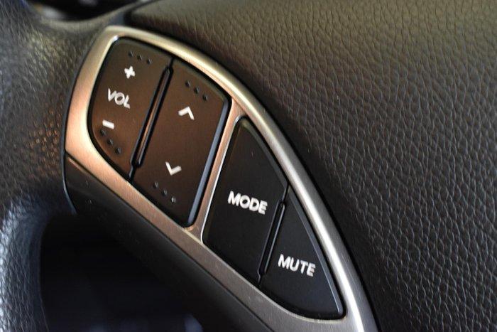 2015 Hyundai i30 Active GD3 Series II MY16 White