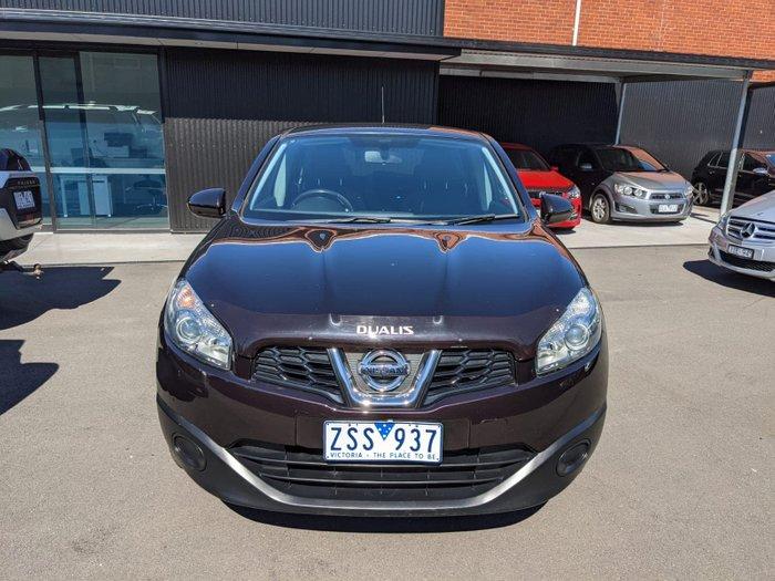 2013 Nissan Dualis ST J10 Series 4 MY13 Nightshade