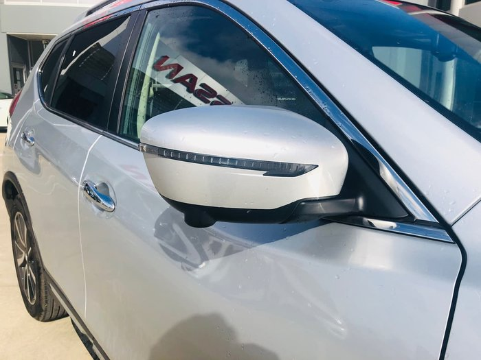 2020 Nissan X-TRAIL Ti T32 Series II 4X4 On Demand Silver