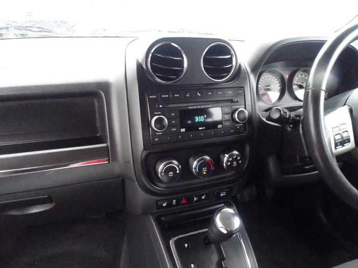 2015 Jeep Patriot Sport MK MY15 True Blue
