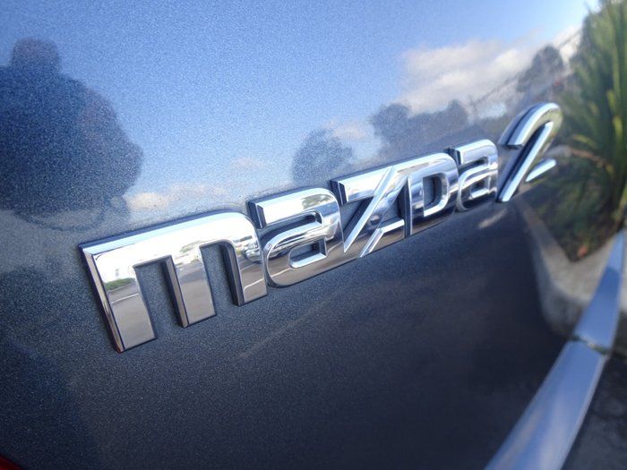 2009 Mazda 2 Neo DE Series 1 Metropolitan Grey