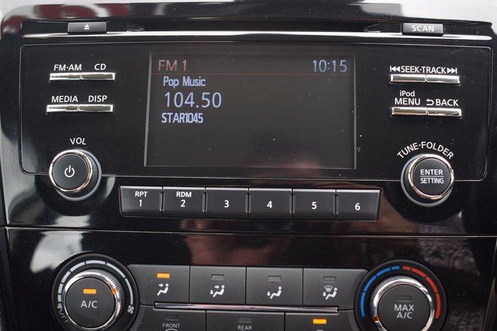 2017 Nissan QASHQAI ST J11 Series 2 Ivory Pearl
