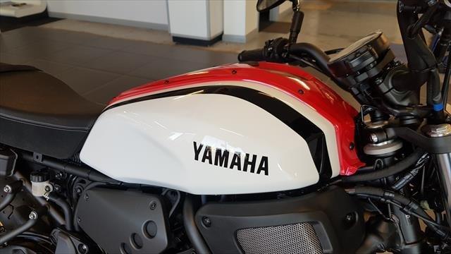 2020 YAMAHA Street LAMs XSR700 White