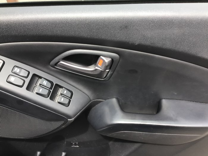 2014 Hyundai ix35 Highlander Series II MY15 4X4 On Demand Sleek Silver