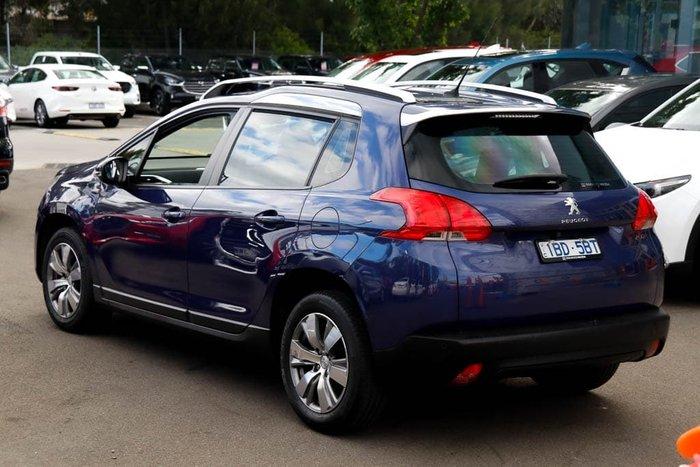 2013 Peugeot 2008 Active A94 Calado Blue