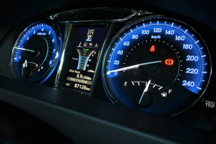 2015 Toyota Camry Atara SL ASV50R Grey