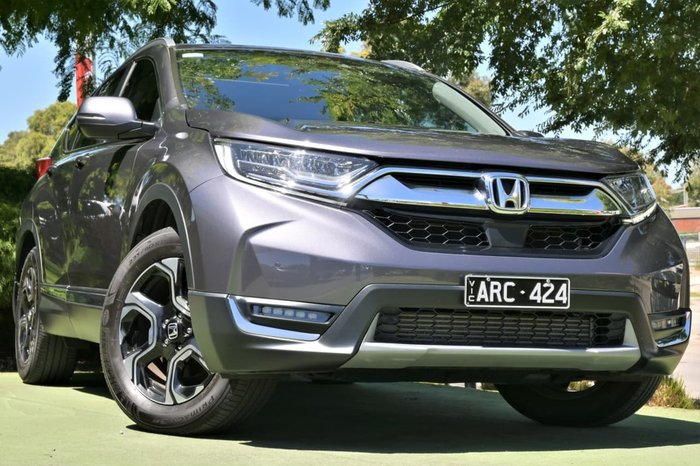 2017 Honda CR-V VTi-LX RW MY18 4X4 On Demand Grey