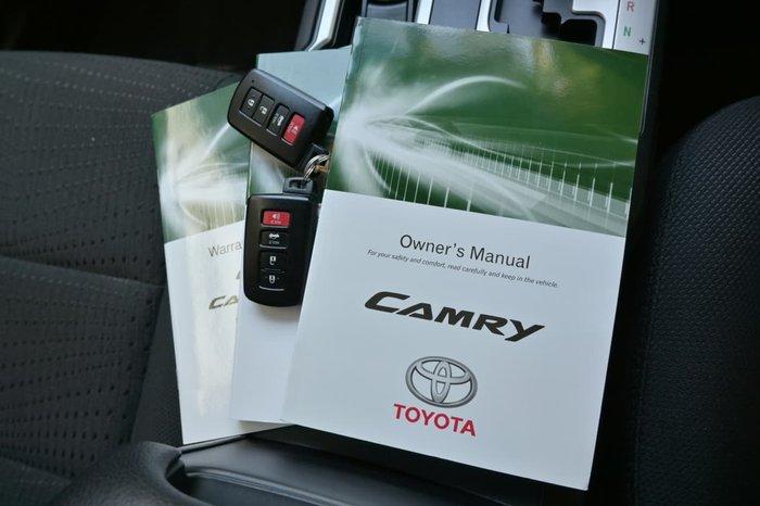 2016 Toyota Camry Atara S ASV50R Brown