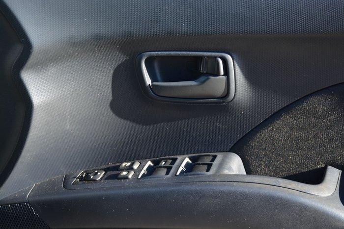 2011 Mitsubishi Outlander LS ZH MY11 Black