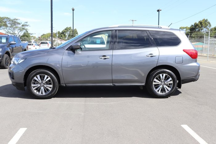2019 Nissan Pathfinder ST R52 Series III MY19 4X4 On Demand Grey