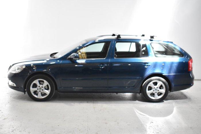 2011 SKODA Octavia 103TDI 1Z MY12 Blue