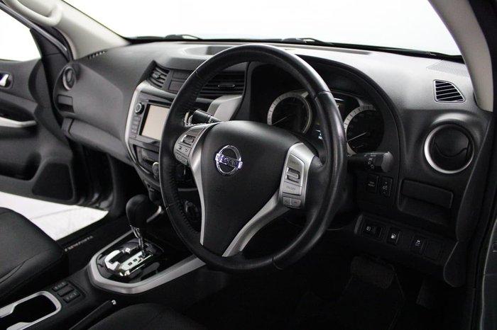 2018 Nissan Navara ST-X D23 Series 3 4X4 Dual Range Grey