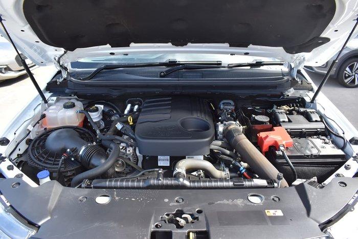 2017 Ford Ranger FX4 PX MkII 4X4 Dual Range White