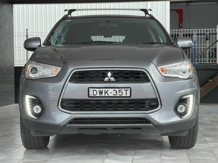 2016 Mitsubishi ASX