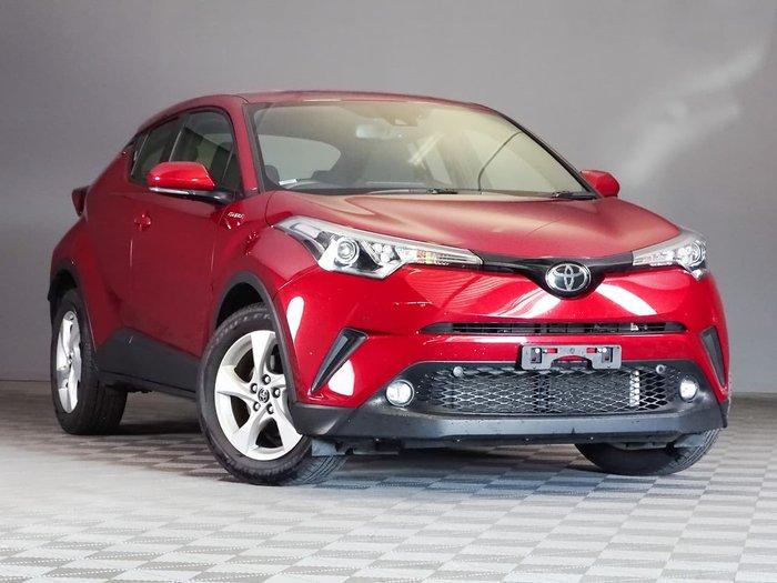 2019 Toyota C-HR NGX10R Maroon