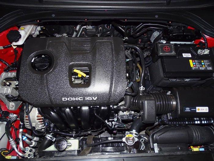 2017 Hyundai Elantra Active AD MY17 Red