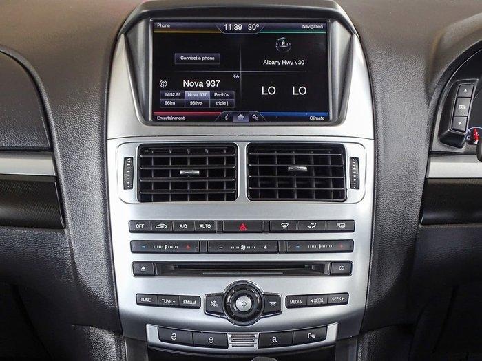 2016 Ford Falcon XR8 FG X Black