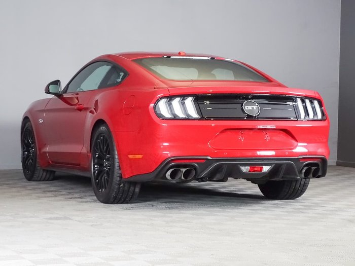2020 Ford Mustang GT FN MY20 Red