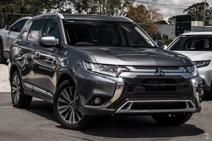 2020 Mitsubishi Outlander LS ZL MY20 4X4 On Demand Grey