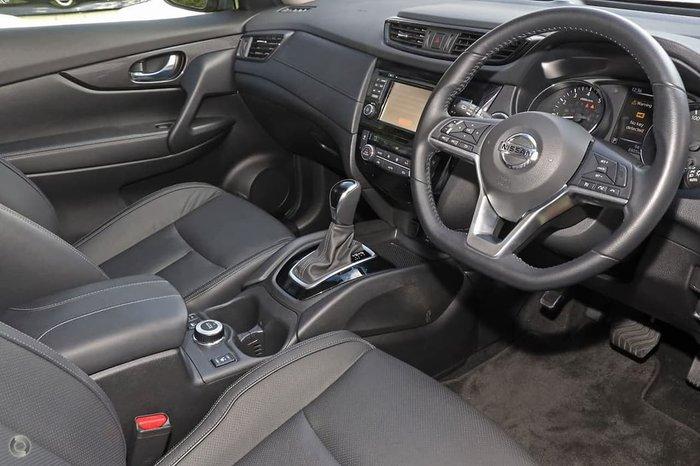 2020 Nissan X-TRAIL ST-L T32 Series II 4X4 On Demand Silver