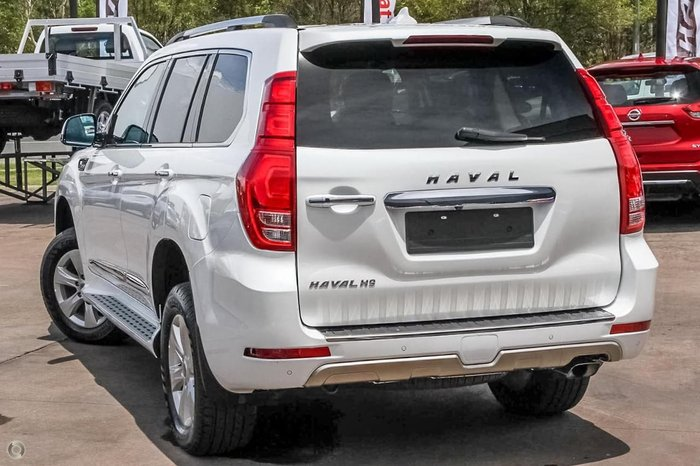 2020 Haval H9 Ultra MY19 Four Wheel Drive White