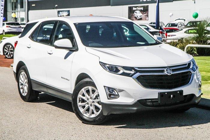 2020 Holden Equinox LT EQ MY20 White