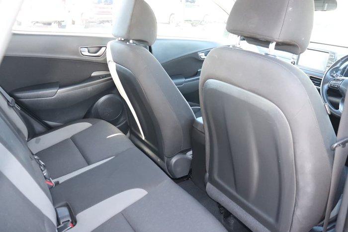 2019 Hyundai Kona Active OS.2 MY19 White