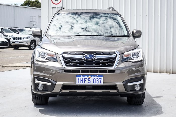 2016 Subaru Forester 2.5i-S S4 MY17 Four Wheel Drive Bronze