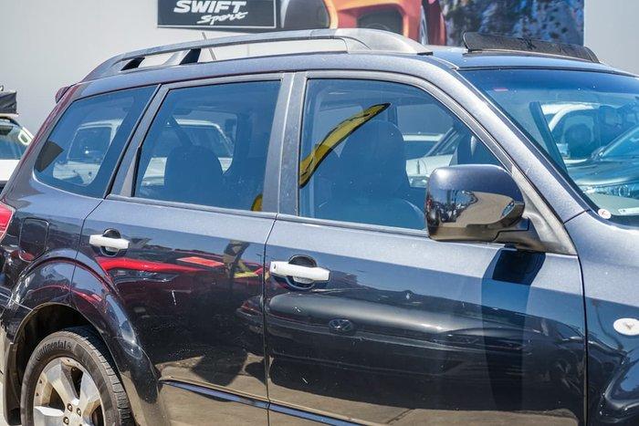 2009 Subaru Forester XT Premium S3 MY09 Four Wheel Drive Grey