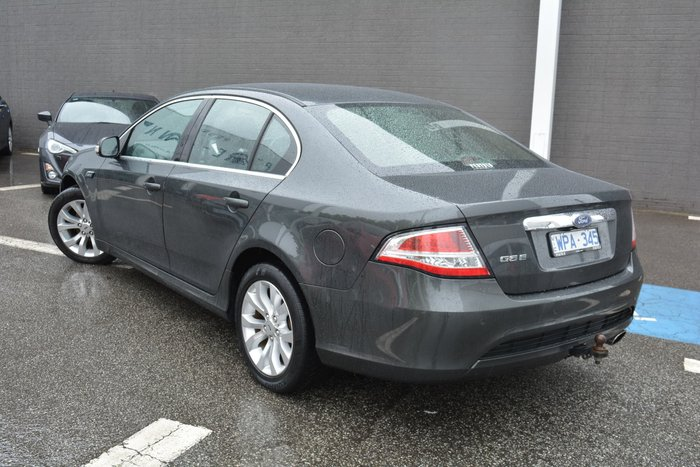 2008 Ford Falcon G6E FG Grey