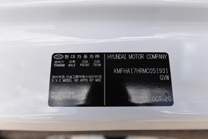 2020 HYUNDAI EX6 MWB WHITE