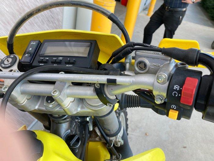 2013 Suzuki DR-Z400E (ELECTRIC)